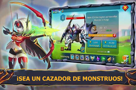 Lords Mobile en PC de escritorio
