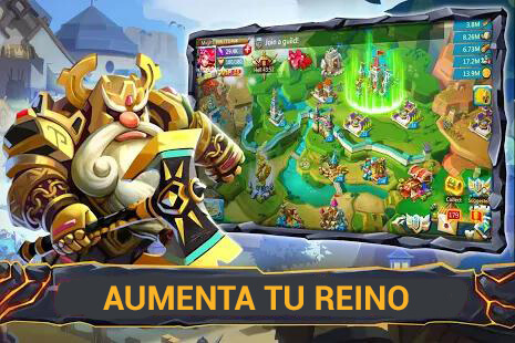 Descargar Lords Mobile Game